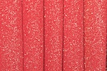 Sheer Glitter/Pattern (Red/Silver)