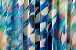 Tie Dye Mesh (Blue/Black/Green/Multi)