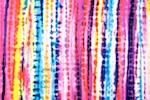 Tie dye spandex (Purple/Yellow/Blue/Multi)