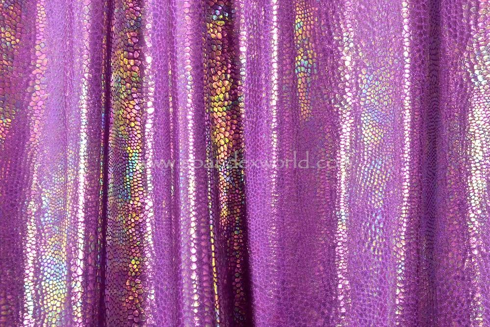 Animal prints  hologram (Purple)