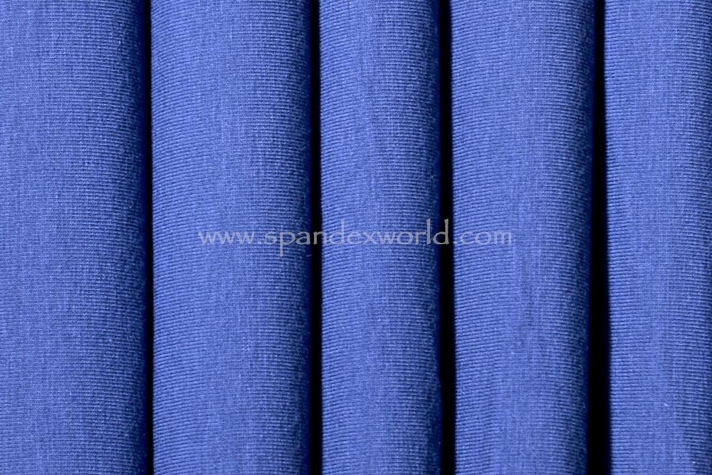 Cotton Lycra® (Royal Blue)(Medium-weight)