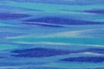Printed Mesh (Aqua/Blue/Multi)