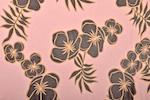 Printed Mesh (Pink/Black/Nude)