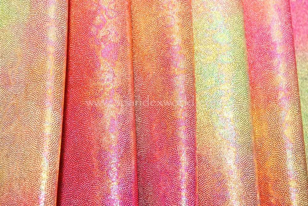 Tie Dye Mystique (Orange/Pink/Purple)