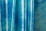 Metallic Mesh (Turquoise Tie dye)