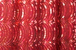 Non Stretch Sequins (Deep Red/Red Holo)