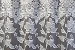 Non Stretch Sequins (Silver/Glittery Silver/Silver)