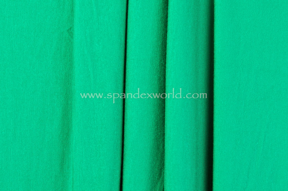 Rayon Lycra® (Emerald)
