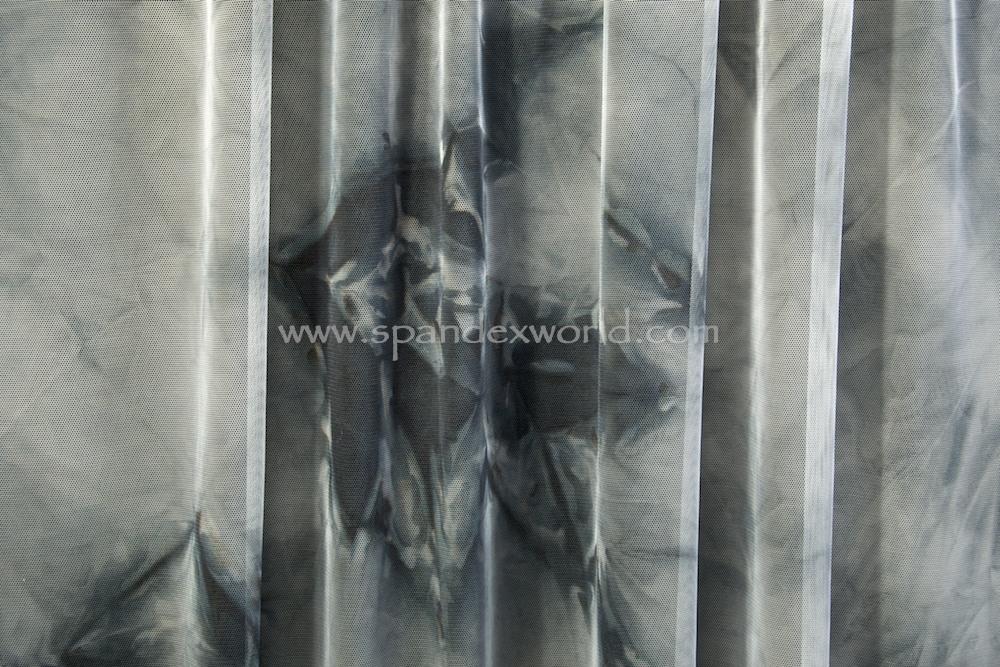 Tie Dye Mesh (Gray/Multi)
