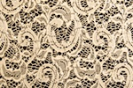 Stretch Sequins Lace (Stone)