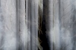 Tie Dye Mesh (Black/Light Gray)