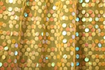 Non-Stretch Sequins (Yellow/Pearl)