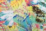 Snake  Prints  (Blue/Lime Yellow/Aqua/Multi)