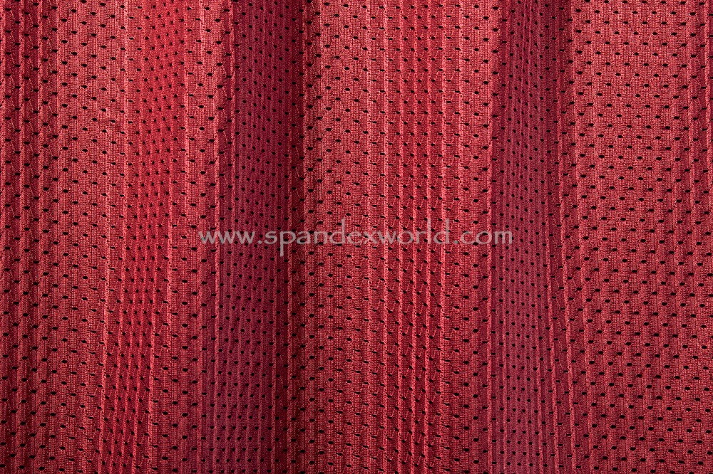 Athletic Net (Burgundy)