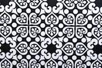Abstract Print (White/Black)